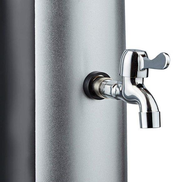 Douche solaire AQUAMARIN SLDSCH02 robinet
