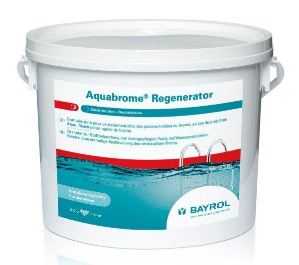 Régénérateur de brome consommé 5 kg BAYROL Aquabrome