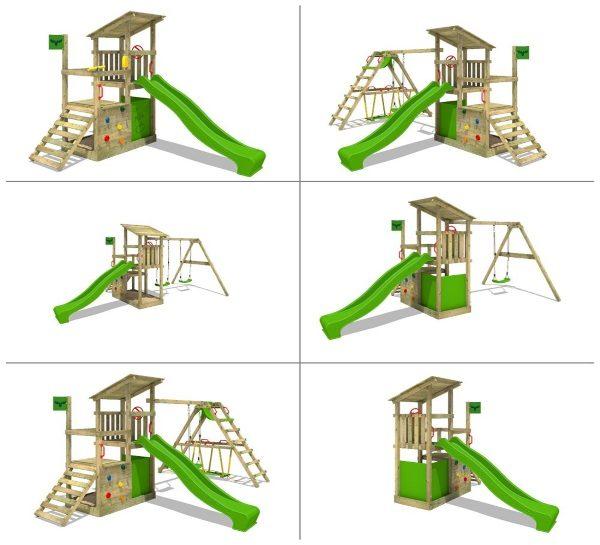 Aire de jeu FATMOOSE Fruity Forest modeles
