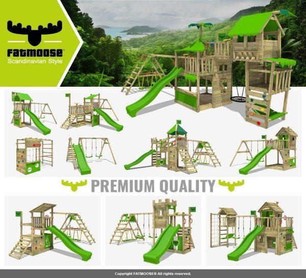 Aire de jeu FATMOOSE Fruity Forest produits