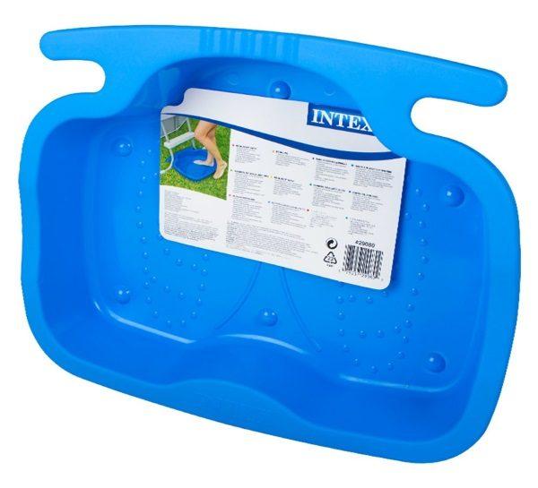 Bac Pédiluve bleu INTEX 06412 accessoire
