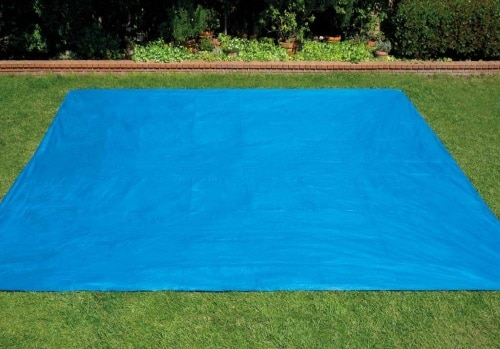 Piscine ronde autostable INTEX 26168NP tapis