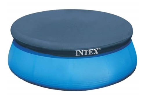 Piscine ronde autostable INTEX 26168NP bâche couverture