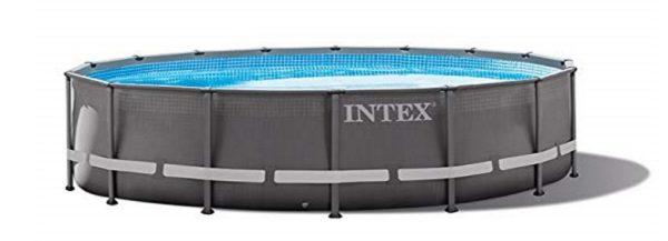 Piscine ronde INTEX 26312FR extérieur