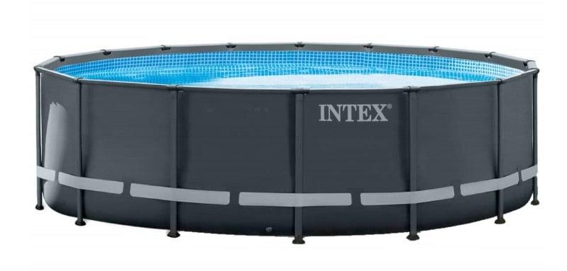 piscine tubulaire ronde intex 4m88 x 1m22 avis 26326gn. Black Bedroom Furniture Sets. Home Design Ideas