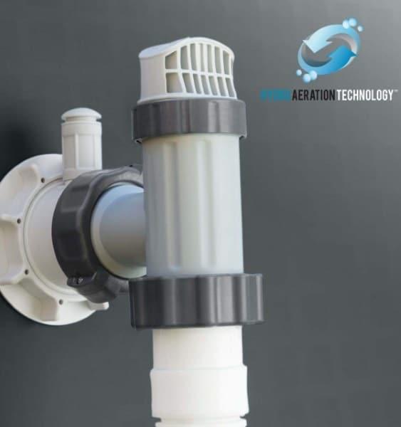 Piscine Ultra XTR ronde 4,88m x 1,22m 26326GN hydroaération