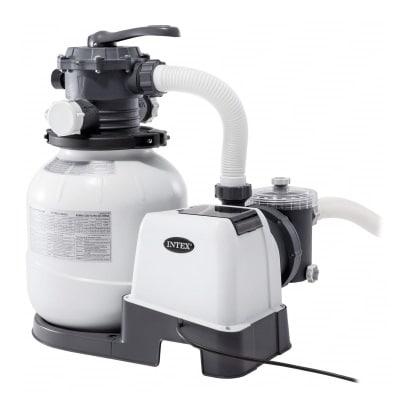 Piscine ronde tubulaire 26330GN Ultra XTR pompe filtration