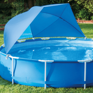 Ombrelle piscine INTEX 28050 montée