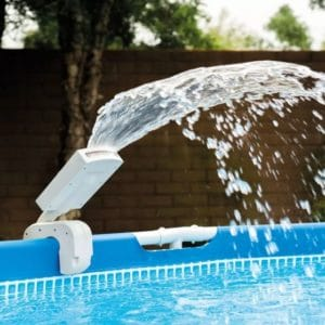 Éclairage piscine led fontaine INTEX 28089 eau