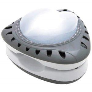 Lumière paroi piscine magnétique INTEX 56688 ensemble