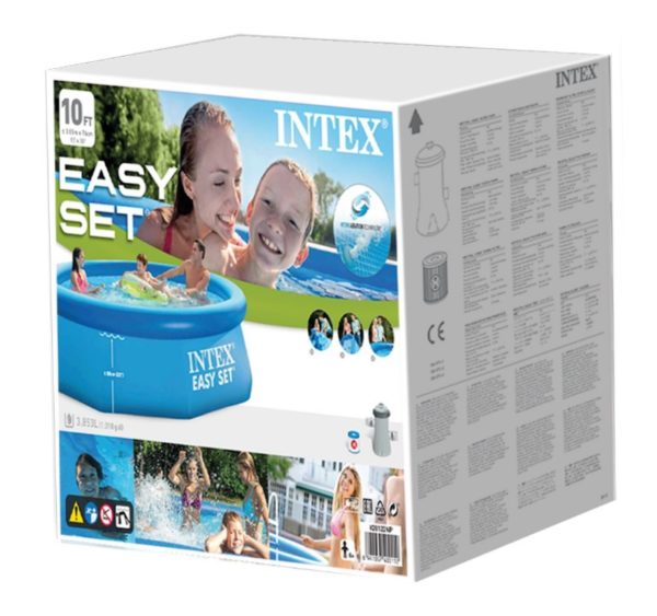 Piscine ronde autostable intex 56922 boite