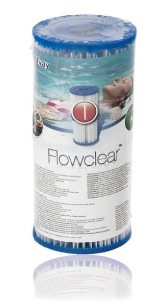 Filtre piscine BESTWAY 58093 type I emballage