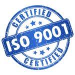 Logo ISO 9001