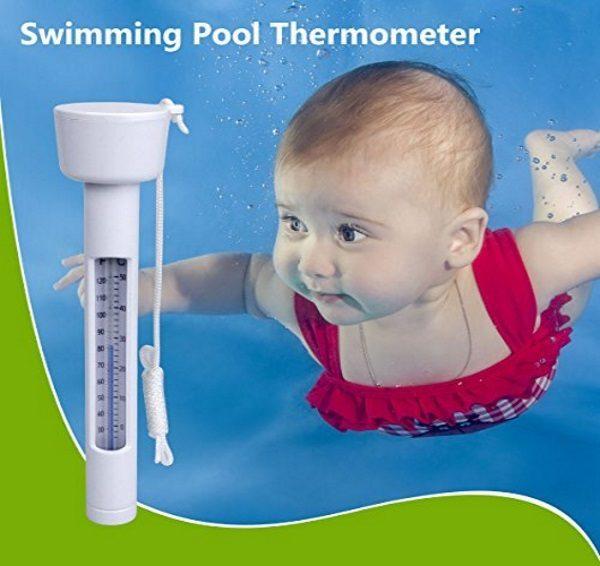 Thermomètre Flottant de Piscine MAGICFUN 690 bébé