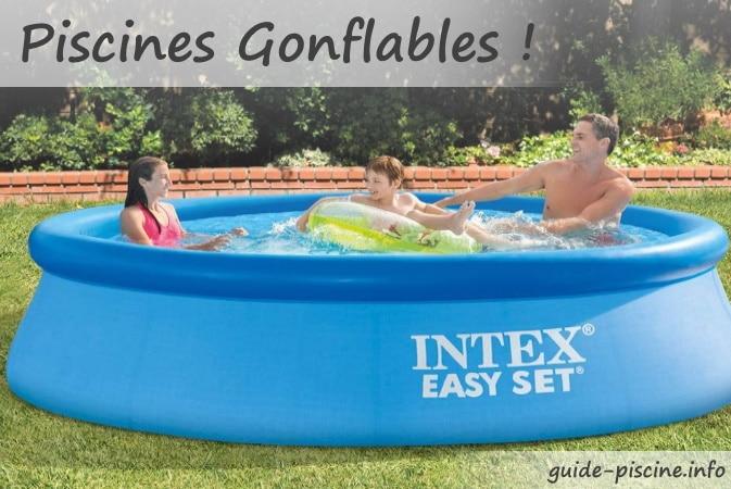Meilleures piscines gonflables pas cher, rondes, rectangulaires, pour bébé et enfants, bain famille top5