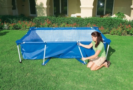 Piscine INTEX Metal Frame Junior