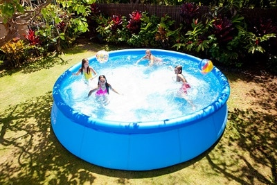 Piscine ronde autostable INTEX