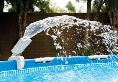 Accessoires piscine  les indispensables. Vaporisateur multicolore INTEX